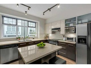 """Photo 6: 3732 WELWYN Street in Vancouver: Victoria VE Townhouse for sale in """"Stories"""" (Vancouver East)  : MLS®# V1095770"""