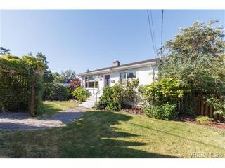 Photo 1: VICTORIA + WEST SAANICH REAL ESTATE = TILLICUM HOME For Sale SOLD With Ann Watley