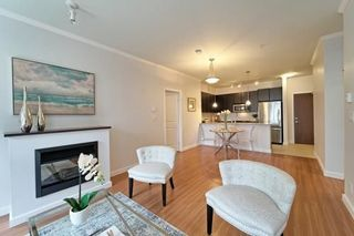 Photo 2: 108 225 FRANCIS Way in New Westminster: Fraserview NW Condo for sale : MLS®# R2252806