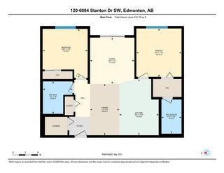 Photo 25: 120 6084 STANTON Drive in Edmonton: Zone 53 Condo for sale : MLS®# E4230179