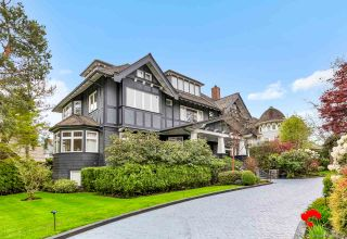 Photo 1: 1632 MATTHEWS Avenue in Vancouver: Shaughnessy Townhouse for sale (Vancouver West)  : MLS®# R2452009