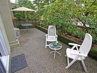 """Photo 18: 101 1990 COQUITLAM Avenue in Port Coquitlam: Glenwood PQ Condo for sale in """"THE RICHFIELD"""" : MLS®# V913956"""