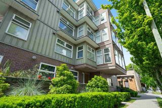 """Photo 2: 206 8915 HUDSON Street in Vancouver: Marpole Condo for sale in """"HUDSON MEWS"""" (Vancouver West)  : MLS®# R2605970"""