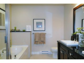 """Photo 19: 120 1480 SOUTHVIEW Street in Coquitlam: Burke Mountain Townhouse for sale in """"CEDAR CREEK"""" : MLS®# V1031696"""