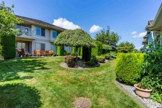 """Photo 40: 14 3555 BLUE JAY Street in Abbotsford: Abbotsford West Townhouse for sale in """"SLATER RIDGE"""" : MLS®# R2487008"""