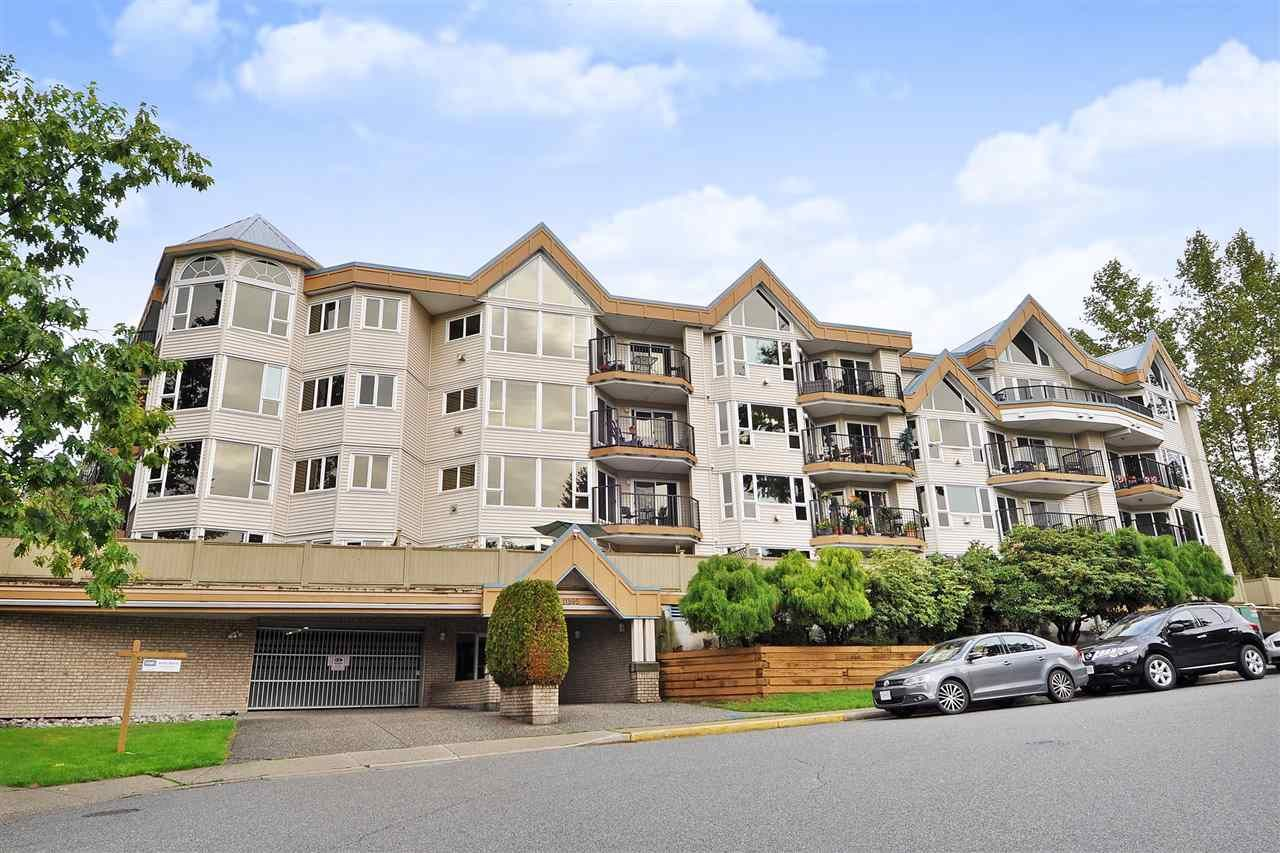 "Main Photo: 409 11595 FRASER Street in Maple Ridge: East Central Condo for sale in ""BRICKWOOD PLACE"" : MLS®# R2419789"