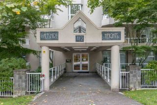"""Photo 2: 401 412 TWELFTH Street in New Westminster: Uptown NW Condo for sale in """"Wiltshire Heights"""" : MLS®# R2507753"""