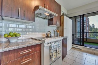 """Photo 15: 607 7368 SANDBORNE Avenue in Burnaby: South Slope Condo for sale in """"MAYFAIR PLACE"""" (Burnaby South)  : MLS®# R2598493"""