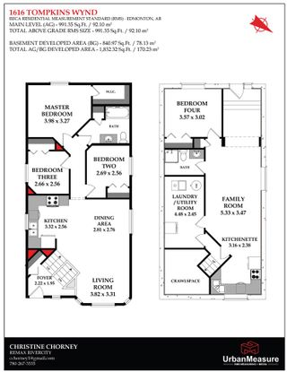 Photo 3: 1616 TOMPKINS Wynd NW in Edmonton: Zone 14 House for sale : MLS®# E4234980