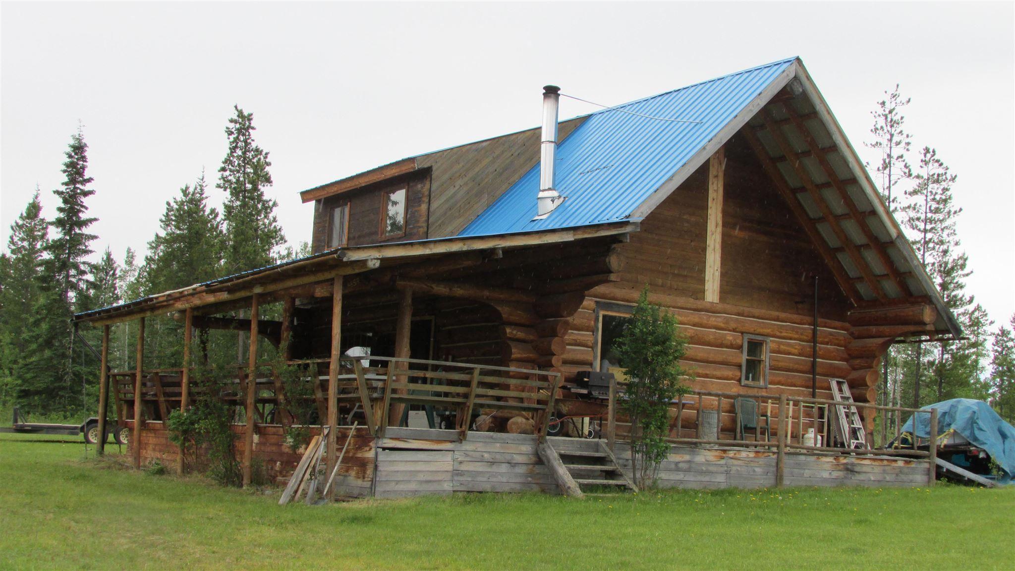 "Main Photo: 4663 RESCHKE Road: Hudsons Hope House for sale in ""LYNX CREEK SUBDIVISION"" (Fort St. John (Zone 60))  : MLS®# R2594975"