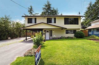 Photo 1: 32314 14TH Avenue in Mission: Mission BC House for sale : MLS®# R2073264
