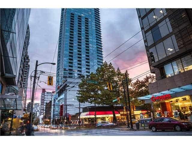 Main Photo: 3109 833 SEYMOUR STREET in Vancouver: Downtown VW Condo for sale (Vancouver West)