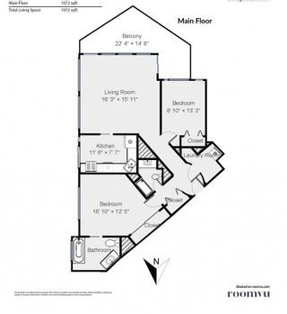"""Photo 22: 2701 120 W 2 Street in North Vancouver: Lower Lonsdale Condo for sale in """"Observatory"""" : MLS®# R2513687"""