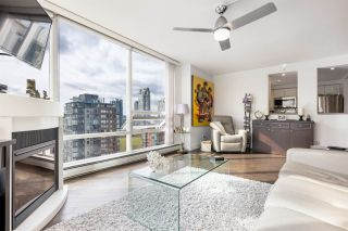 Photo 4: 1906 1201 MARINASIDE CRESCENT in Vancouver: Yaletown Condo for sale (Vancouver West)  : MLS®# R2582285