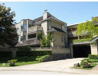 """Photo 1: 305 1000 BOWRON Court in North_Vancouver: Roche Point Condo for sale in """"PARKWAY TERRACE"""" (North Vancouver)  : MLS®# V774982"""