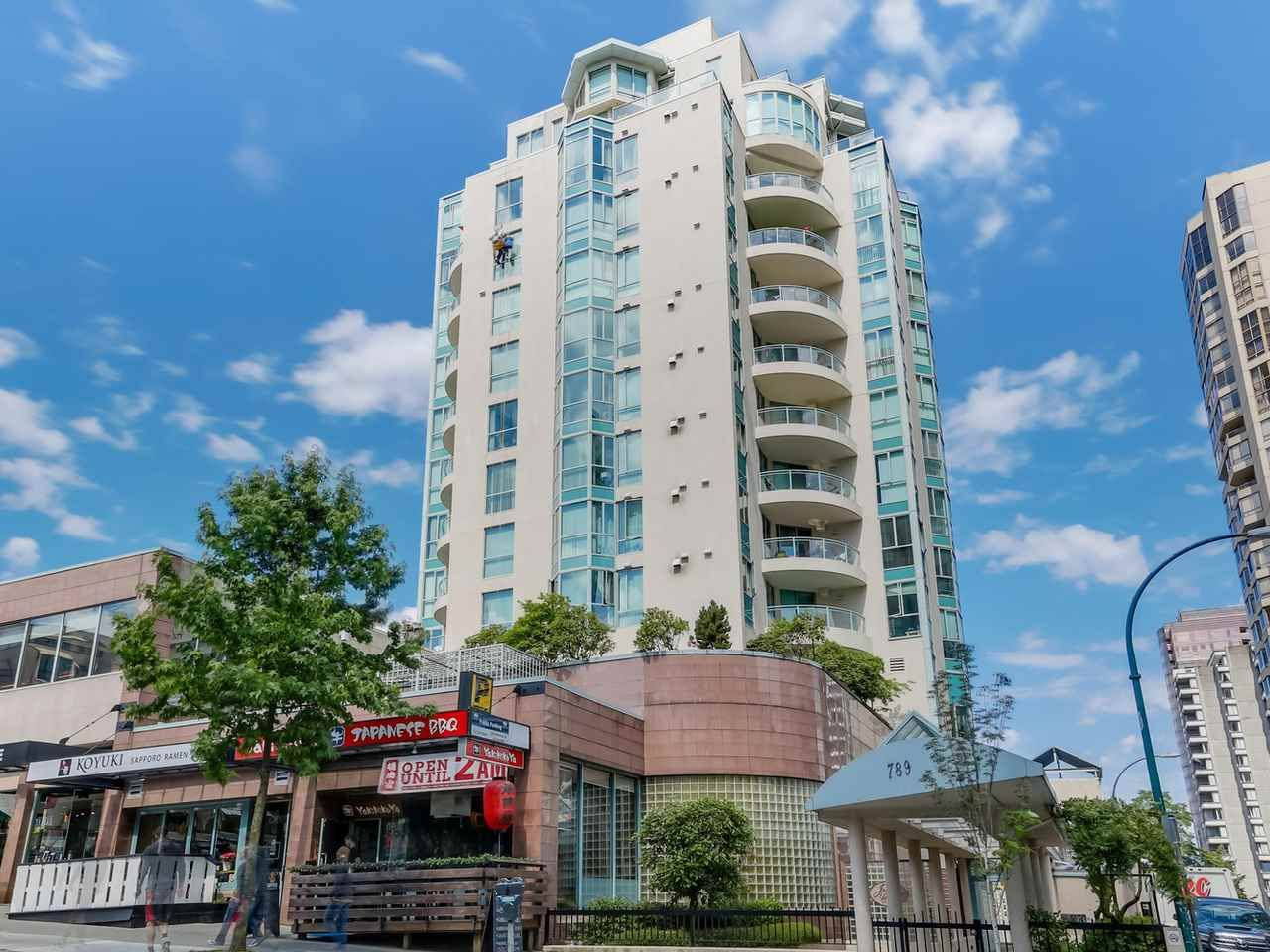 Main Photo: 901 789 JERVIS Street in Vancouver: West End VW Condo for sale (Vancouver West)  : MLS®# R2114003