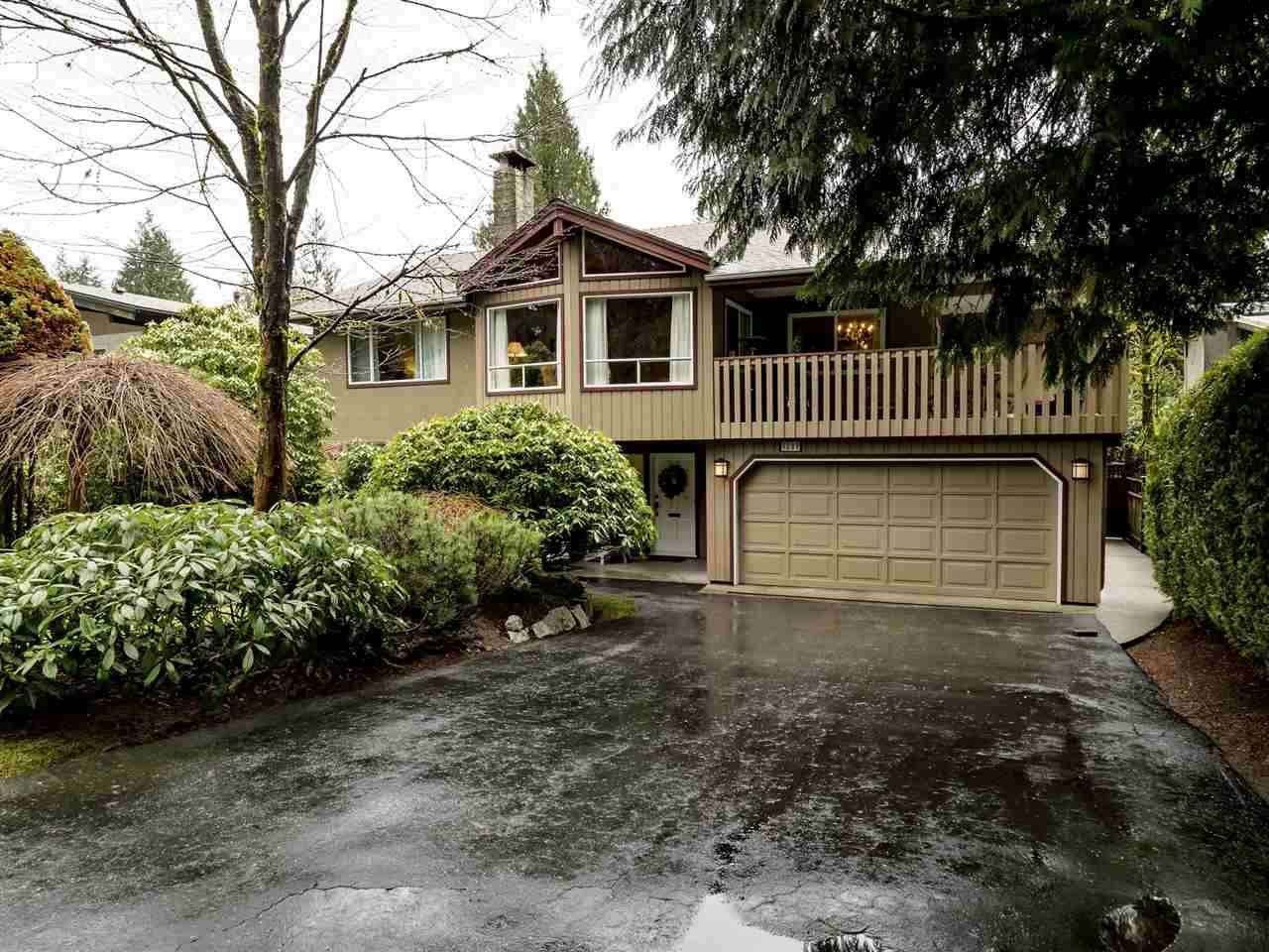 Main Photo: 1741 COLEMAN STREET in North Vancouver: Lynn Valley House for sale : MLS®# R2234092