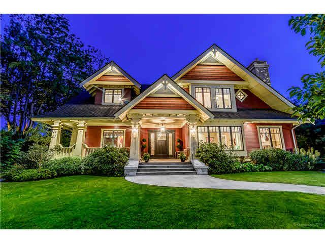 Main Photo: 1428 Devonshire Crescent in Vancouver: Shaughnessy House for sale (Vancouver West)  : MLS®# V1129728