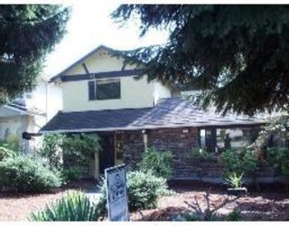 Photo 1: 7570 14 Avenue: House for sale (Edmonds)  : MLS®# V506447