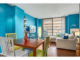 """Photo 4: 1603 1189 HOWE Street in Vancouver: Downtown VW Condo for sale in """"GENESIS"""" (Vancouver West)  : MLS®# V1065396"""
