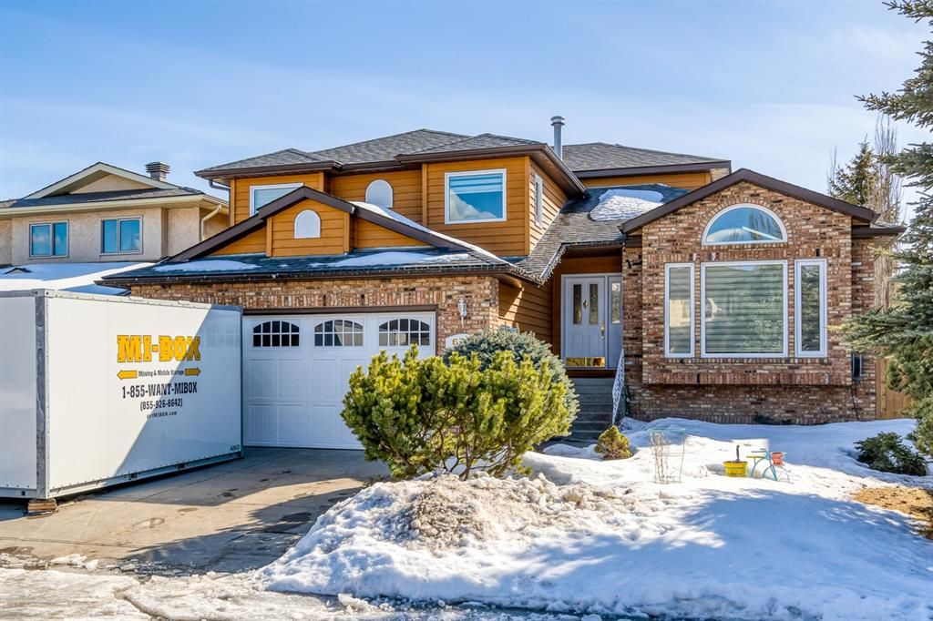 Main Photo: 642 Woodbriar Place SW in Calgary: Woodbine Detached for sale : MLS®# A1078513