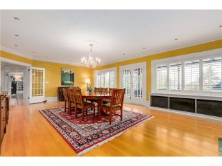 "Photo 6: 5055 CONNAUGHT Drive in Vancouver: Shaughnessy House for sale in ""Shaughnessy"" (Vancouver West)  : MLS®# V1103833"