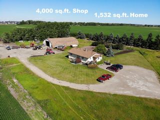 Photo 6: 240249 Range Road 281 Road: Chestermere Land for sale : MLS®# A1045129
