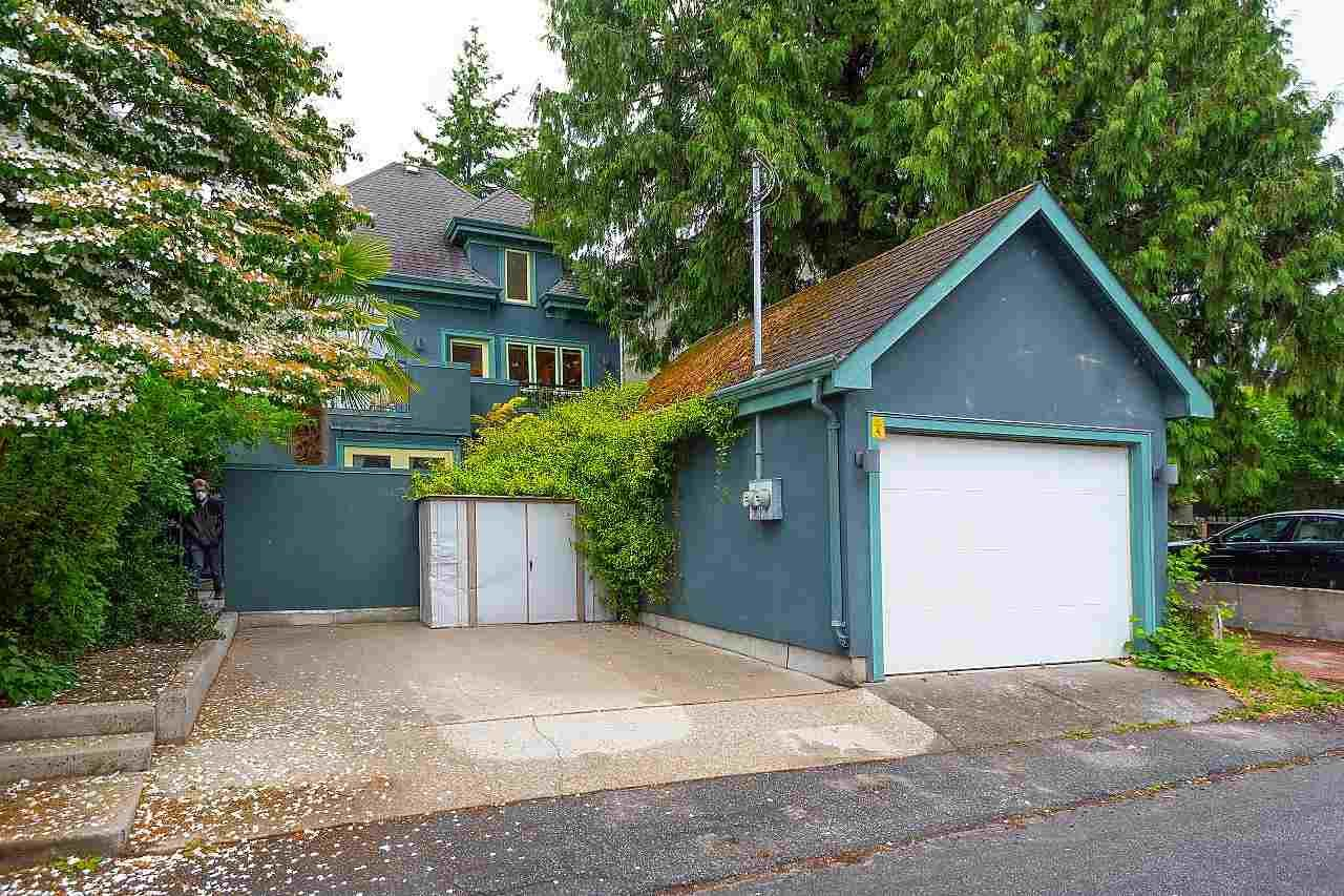Photo 32: Photos: 1978 WHYTE Avenue in Vancouver: Kitsilano 1/2 Duplex for sale (Vancouver West)  : MLS®# R2586972