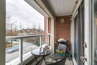 """Photo 18: 209 789 W 16TH Avenue in Vancouver: Fairview VW Condo for sale in """"SIXTEEN WILLOWS"""" (Vancouver West)  : MLS®# R2142582"""