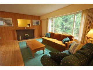 Photo 3: 1356 DYCK RD in North Vancouver: Lynn Valley House for sale : MLS®# V1091762