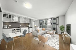 """Main Photo: 712 168 POWELL Street in Vancouver: Downtown VE Condo for sale in """"SMART"""" (Vancouver East)  : MLS®# R2588922"""