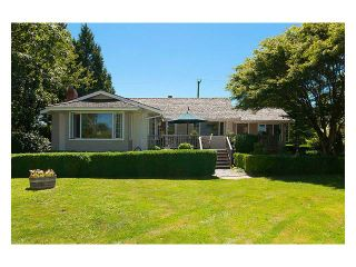 Photo 2: 18905 MCQUARRIE Road in Pitt Meadows: North Meadows House for sale : MLS®# V1018593