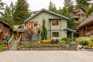 Photo 1: 8617 FISSILE LANE in Whistler: Alpine Meadows House for sale : MLS®# R2438515