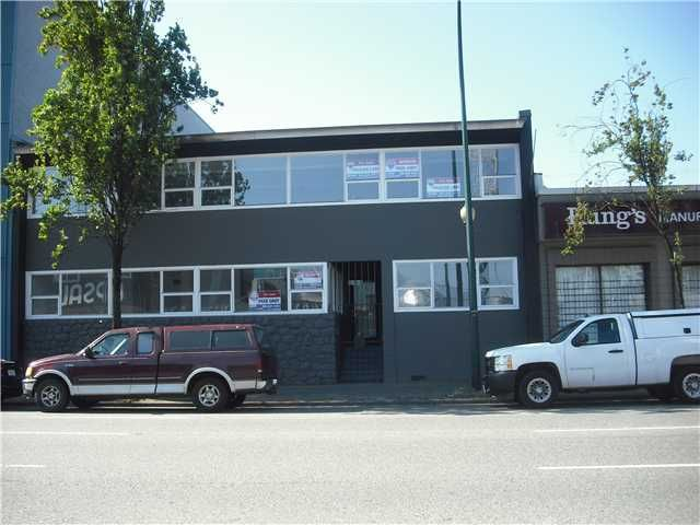 Main Photo: 22 E 2ND Avenue in Vancouver East: Mount Pleasant VE Commercial for sale : MLS®# V4041053