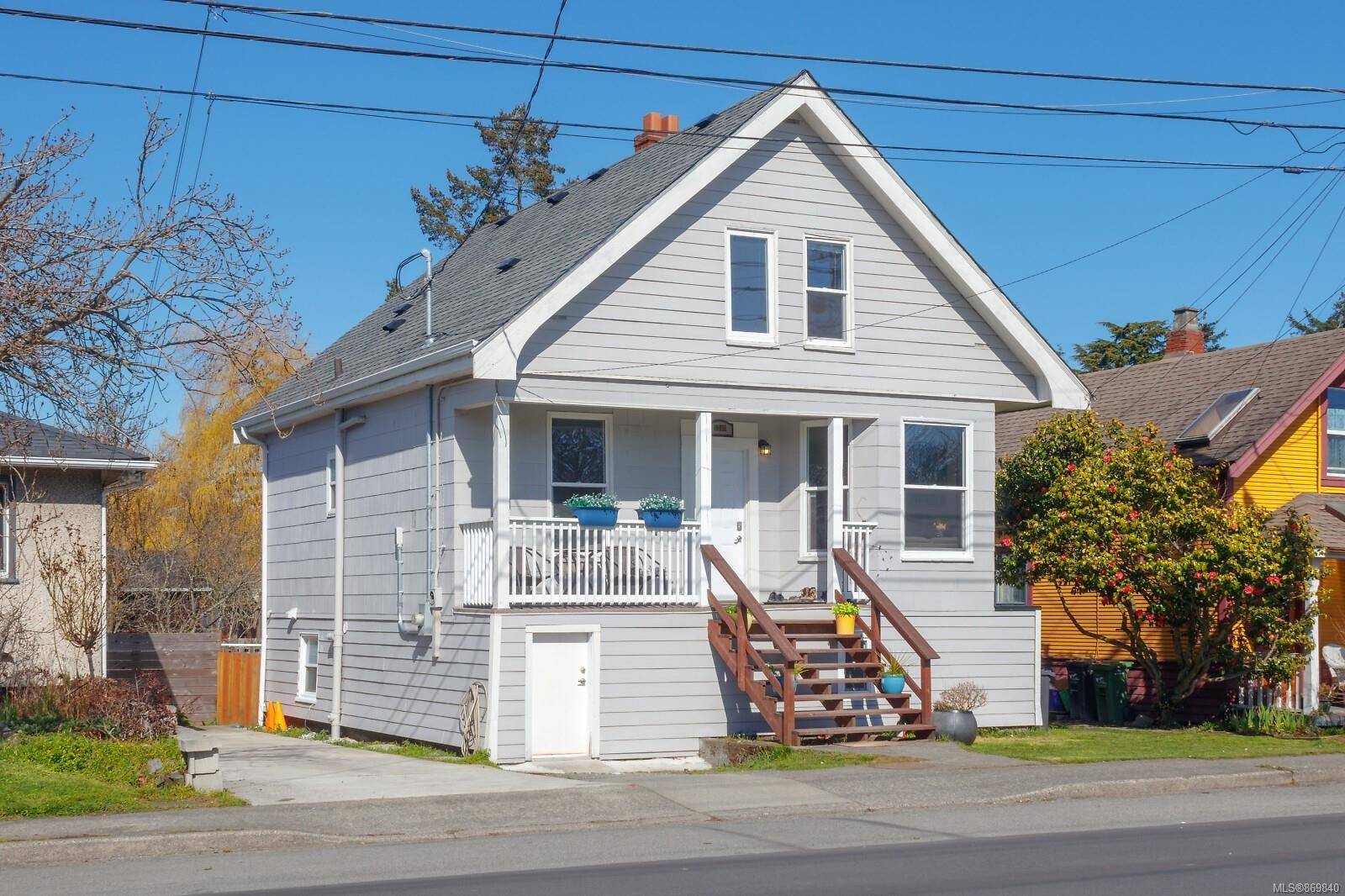 Main Photo: 1340 Bay St in : Vi Fernwood House for sale (Victoria)  : MLS®# 869840