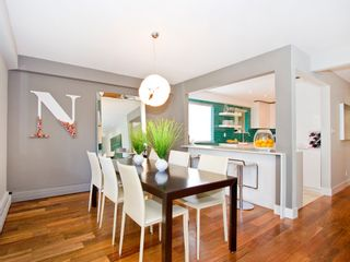 """Photo 6: # 8 5545 OAK ST in Vancouver: Shaughnessy Townhouse for sale in """"SHAWNOAKS"""" (Vancouver West)  : MLS®# V969613"""