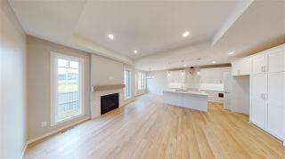 Photo 3: 24 7115 Armour Link in Edmonton: Zone 56 Townhouse for sale : MLS®# E4237486