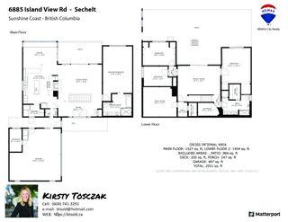 Photo 39: 6885 ISLANDVIEW Road in Sechelt: Sechelt District House for sale (Sunshine Coast)  : MLS®# R2549902