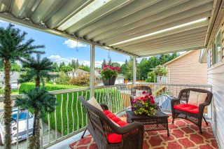 """Photo 28: 9266 156 Street in Surrey: Fleetwood Tynehead House for sale in """"BELAIRE ESTATES"""" : MLS®# R2489815"""