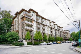 """Photo 1: 404 2465 WILSON Avenue in Port Coquitlam: Central Pt Coquitlam Condo for sale in """"ORCHID RIVERSIDE CONDOS"""" : MLS®# R2589987"""
