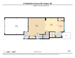 Photo 31: 51 Saddlelake Common NE in Calgary: Saddle Ridge Semi Detached for sale : MLS®# A1085413