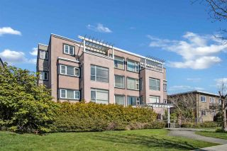 """Photo 1: 202 1353 W 70TH Avenue in Vancouver: Marpole Condo for sale in """"THE WESTLUND"""" (Vancouver West)  : MLS®# R2558741"""