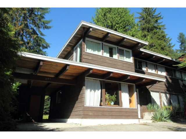 Main Photo: 894 CLEMENTS AV in North Vancouver: Canyon Heights NV House for sale : MLS®# V1087334