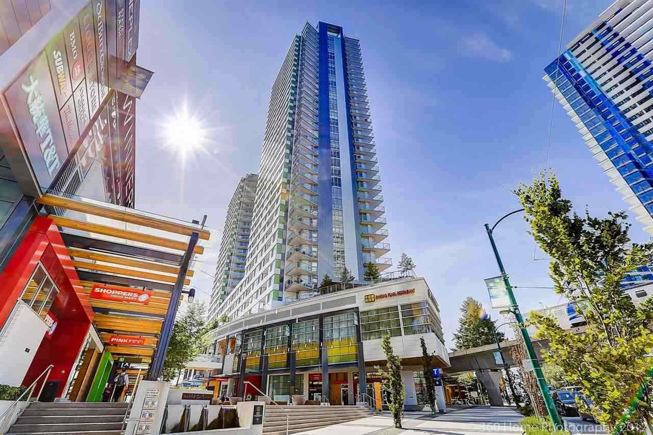 Main Photo: 3505 488 SW MARINE Drive in Vancouver: Marpole Condo for sale (Vancouver West)  : MLS®# R2411291