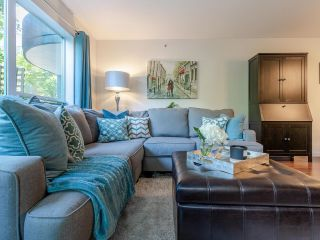 """Photo 6: 302 1438 W 7TH Avenue in Vancouver: Fairview VW Condo for sale in """"DIAMOND ROBINSON"""" (Vancouver West)  : MLS®# R2602805"""
