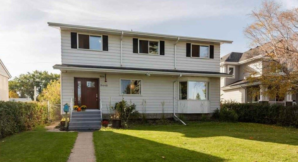 Main Photo: 9448 76 Street in Edmonton: Zone 18 House for sale : MLS®# E4235229