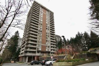 Main Photo: 802 3771 BARTLETT Court in Burnaby: Sullivan Heights Condo for sale (Burnaby North)  : MLS®# R2562179