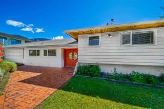 Main Photo: 100 BONNYMUIR Drive in West Vancouver: Glenmore House for sale : MLS®# R2579114