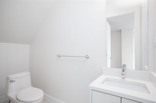 "Photo 19: 102 217 CLARKSON Street in New Westminster: Downtown NW Townhouse for sale in ""Irving Living"" : MLS®# R2545622"