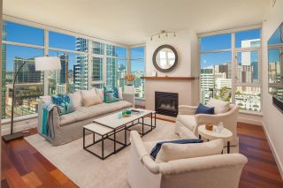Photo 2: Residential for sale (Columbia District)  : 2 bedrooms : 1199 Pacific Highway #1702 in San Diego
